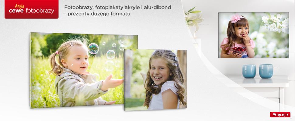 Fotoobrazy z Twoimi zdjęciami