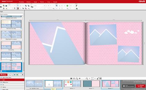 Elementy projektowe: Style