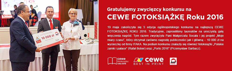 Gala CEWE FOTOKSIĄŻKI