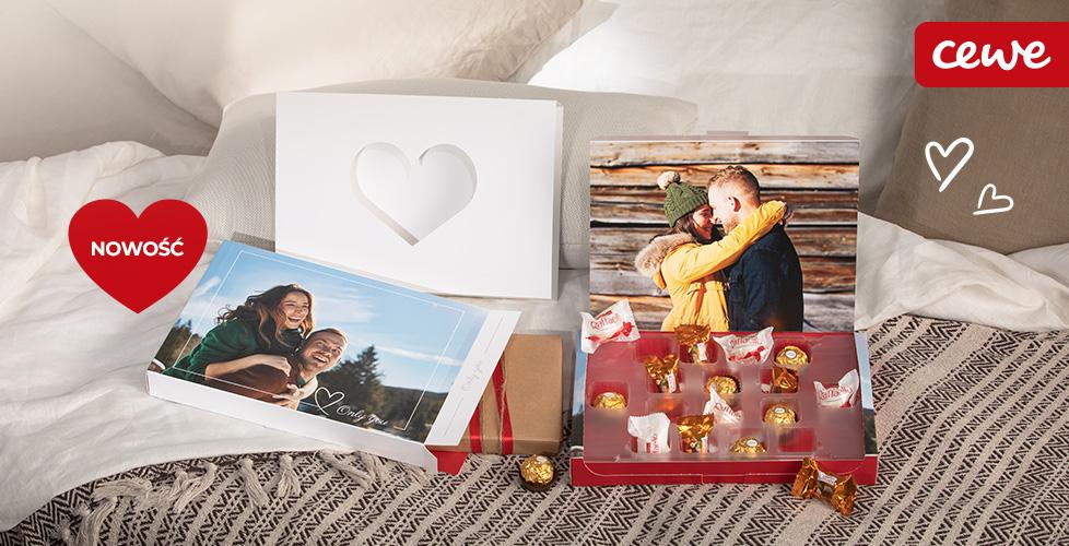 Walentynkowa Bombonierka Foto