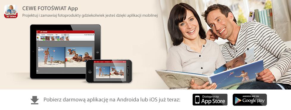 CEWE FOTOŚWIAT Apps