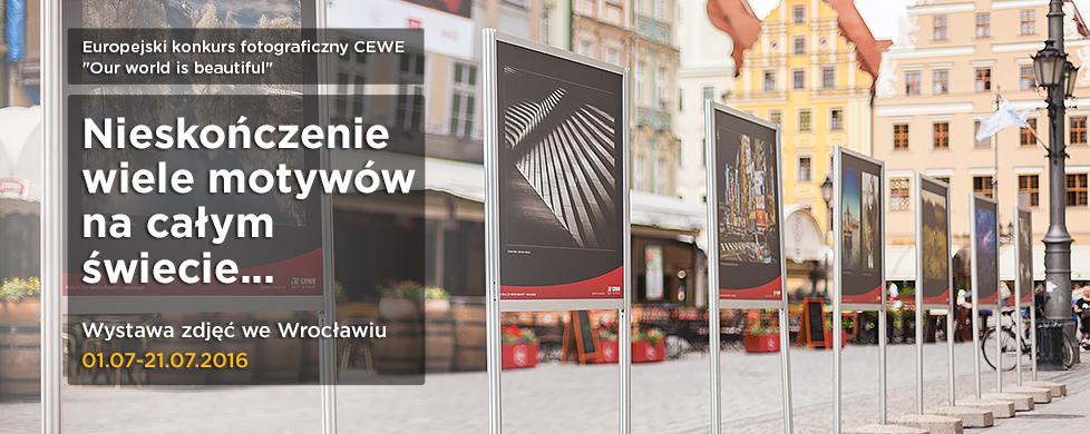 Wystawa CEWE w Europejskiej Stolicy Kultury
