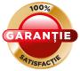 100% Garanţie