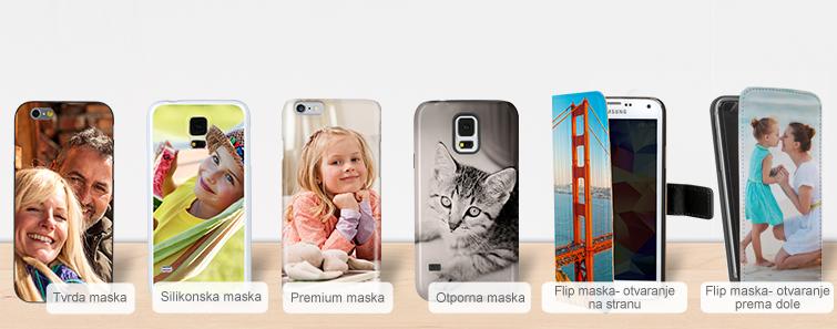Štampanje foto maske za telefone i tablete - Cewe