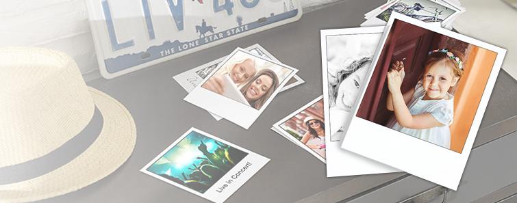 Poručivanje Retro fotografija
