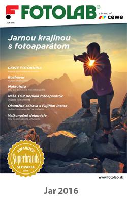 Fotolab magazín jar 2016