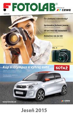 Fotolab magazín jesen 2015