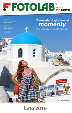 Fotolab magazín Leto 2016
