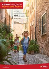CEWE magazín leto 2017