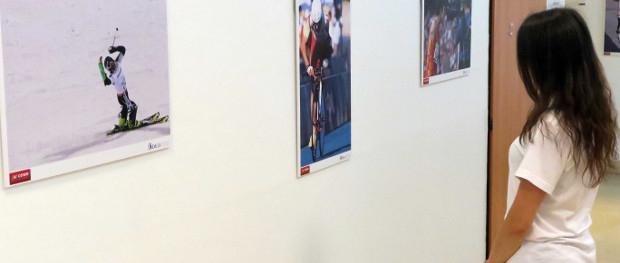 Motivačné fotky Romana Benického v ADELI Medical Center