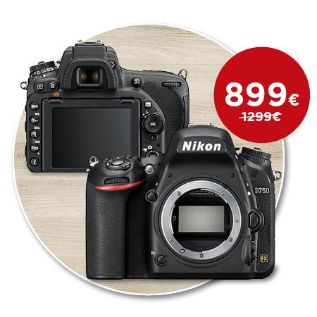 Nikon D750 telo