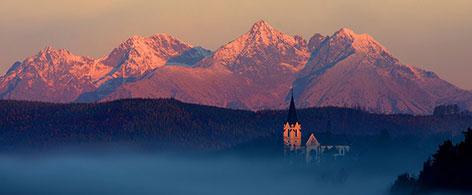 Slovensko krížom krážom