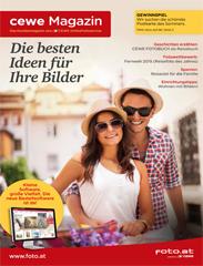 CEWE Magazin  2015