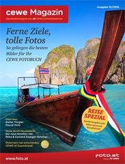 CEWE Magazin  2016