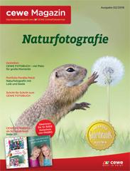 CEWE Magazin Ausgabe 02/2016