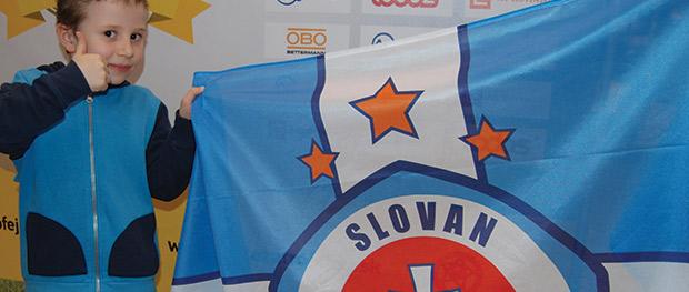 Cesta za trofejou – ŠK SLOVAN Bratislava