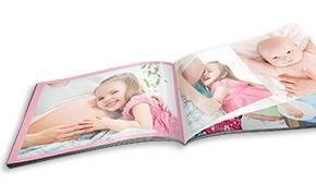 L'album photo de votre maternité en famille, jusqu'à l'accouchement