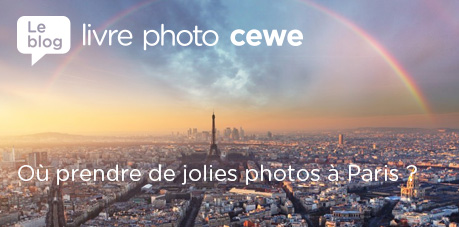 Où prendre de jolies photos à Paris