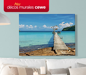 Posters multi-déco CEWE