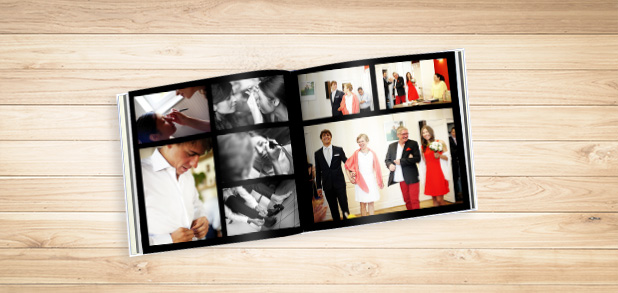 Album Photo Mariage