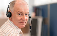 Service client et conseils d'experts