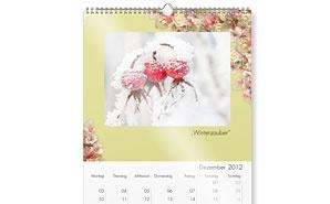 Kalendár A3 na fotopapieri