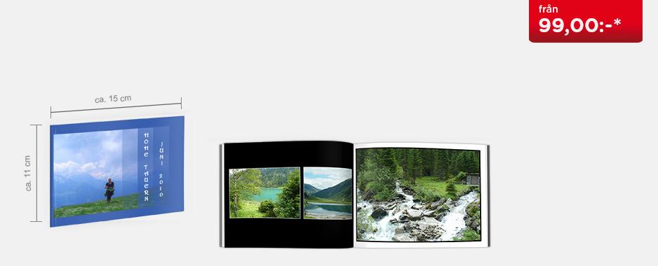 CEWE FOTOBOK Mini - Digitaltryck