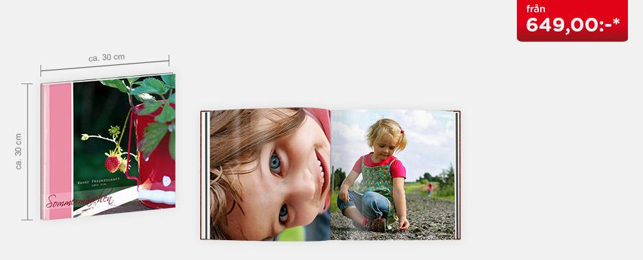 CEWE FOTOBOK XL - Digitaltryck högglans