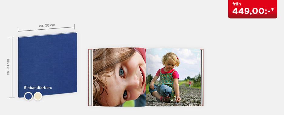 CEWE FOTOBOK XL - Lyxcanvas