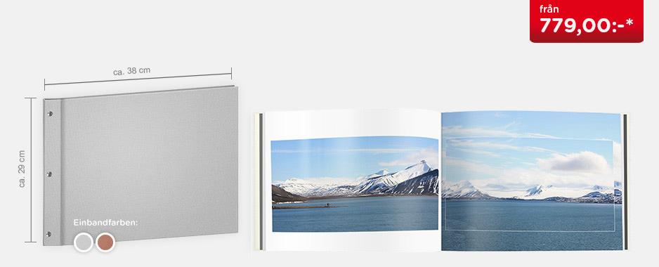 CEWE FOTOBOK XXL panorama - Lyxcanvas