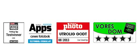 CEWE FOTOBOK App anmeldelser