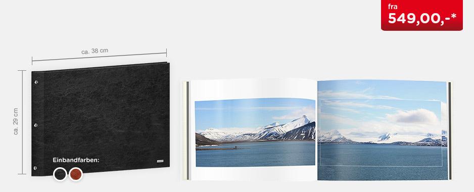 CEWE FOTOBOK XXL panorama - Kunstlær
