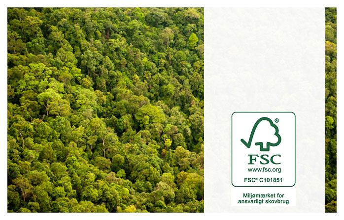 FSC® - Forest Stewardship Council®