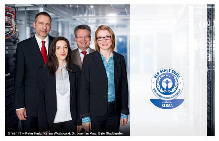 """CEWE mottar det tyske miljømerket """"Blå Engel"""""""