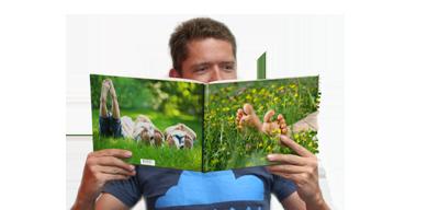 Standaard fotoboeken