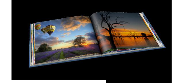 kleine fotoboeken: alles behalve gewoontjes