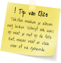 Tip van Elize