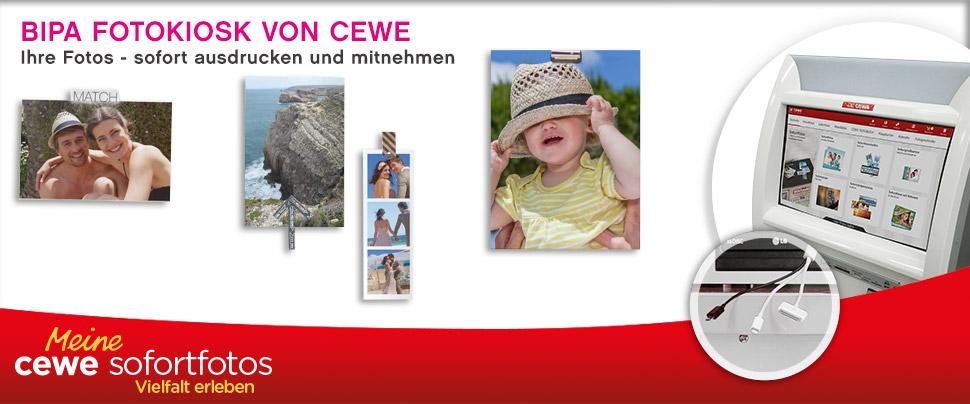 CEWE Fotostation
