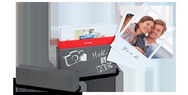 Polaroid-Style Prints
