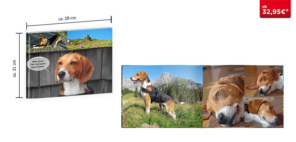 CEWE FOTOBUCH Groß Panorama: Fotopapier matt