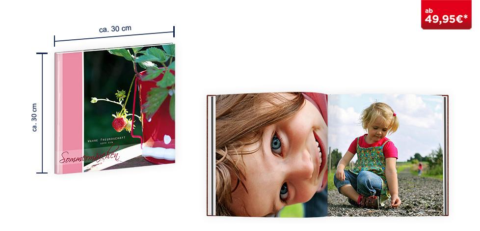 CEWE FOTOBUCH XL: Digitaldruck Premium-Matt