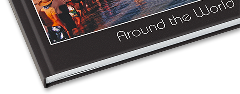Paradies-Fotobuch mit Hardcover-Einband Samtmatt
