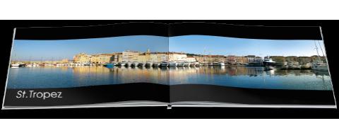 Paradies-Fotobuch Formate, XL Quer