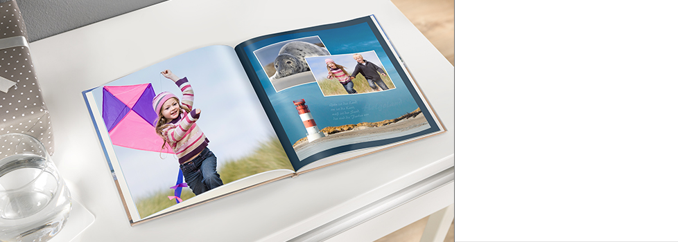 Große Fotobücher