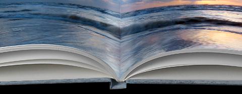 Paradies-Fotobuch mit Softcover Seidenmatt-Einband
