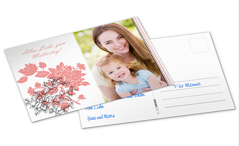 Fotogrußkarten