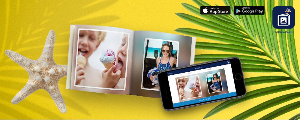 1-Klick-Buch-App