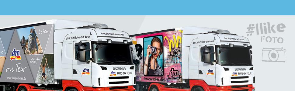 dm-Foto-Trucks on Tour