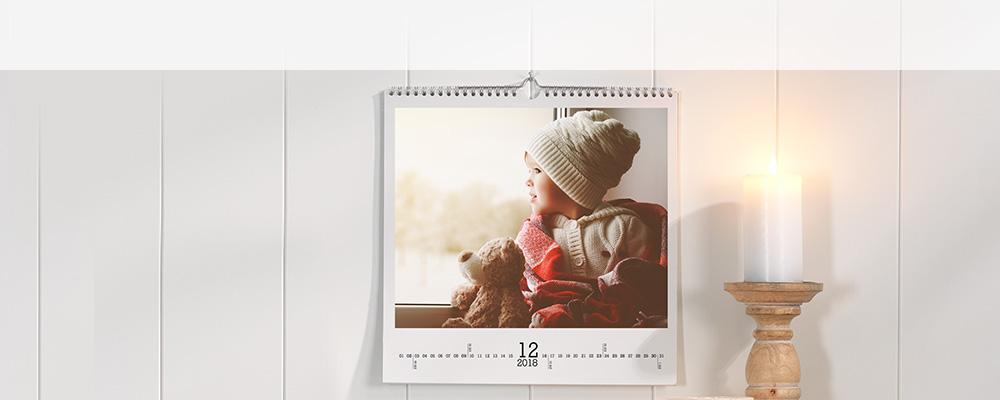 Fotokalender Individuell Gestalten