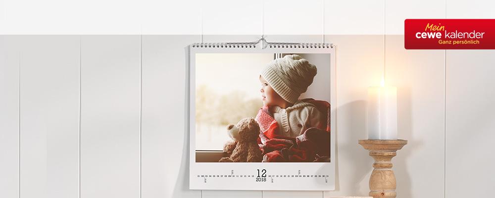 CEWE Kalender